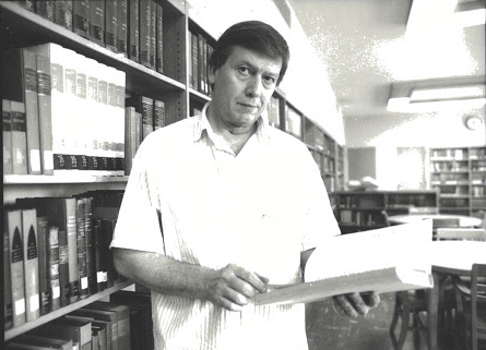 Dr Richard Wissolik Emeritus Professor of English